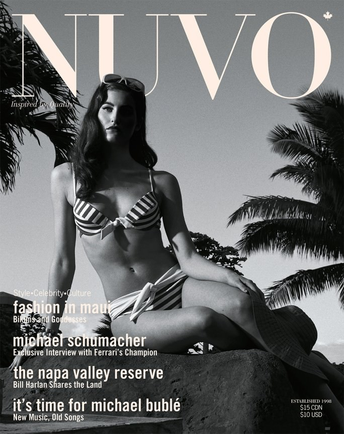 NUVO Magazine Summer 2005 Cover