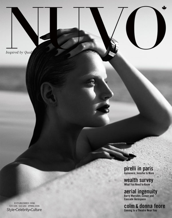 NUVO Magazine Spring 2006 Cover
