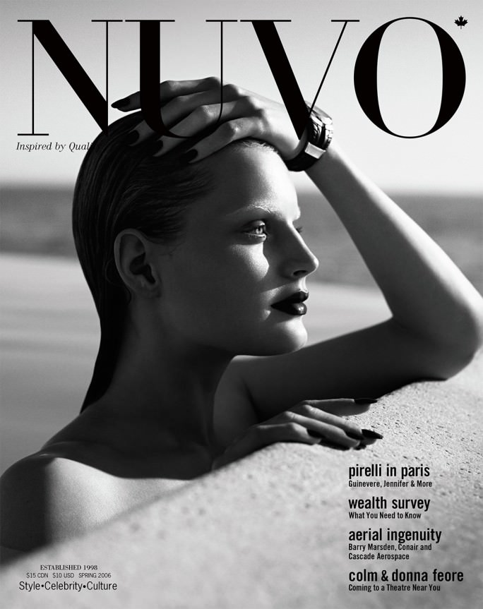 NUVO Magazine Spring 2006 Cover