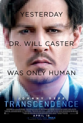 NUVO Transcendence Giveaway Film Poster