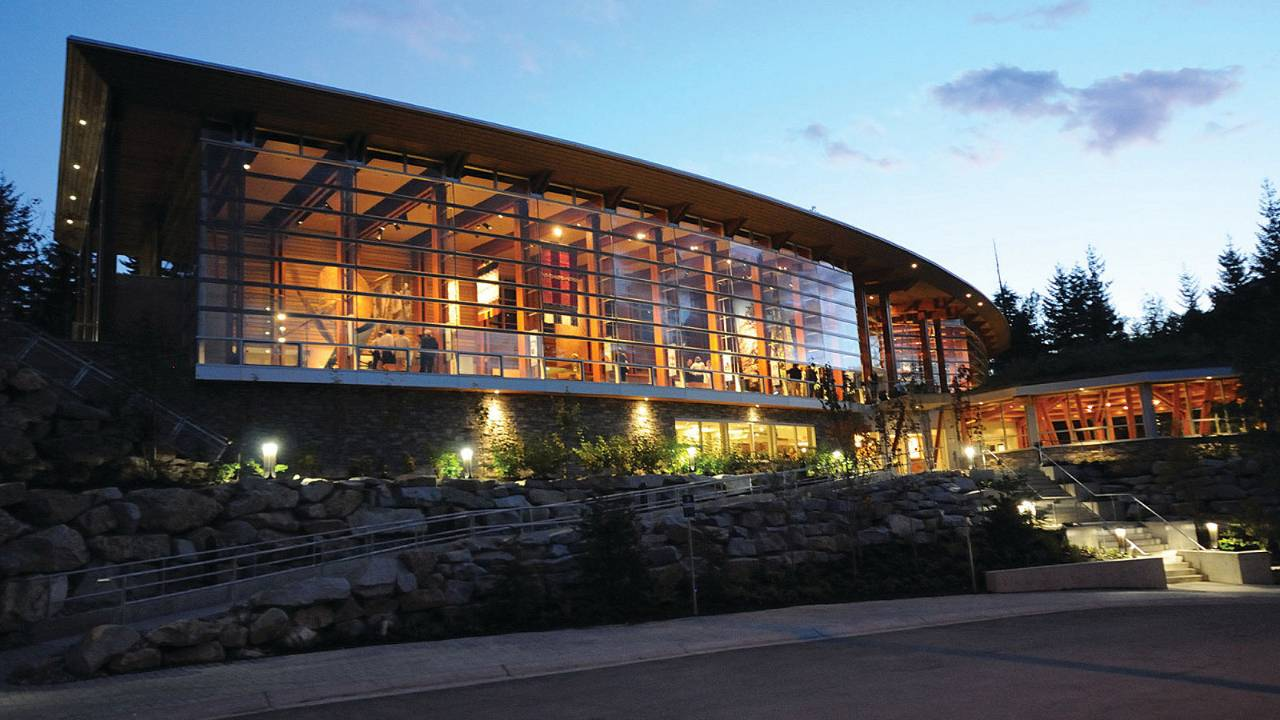 NUVO: Four Seasons Whistler