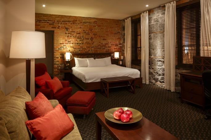 NUVO Magazine: Hotel Nelligan