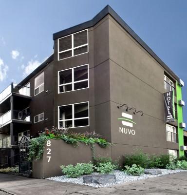 NUVO Magazine: Nuvo Hotel Suites