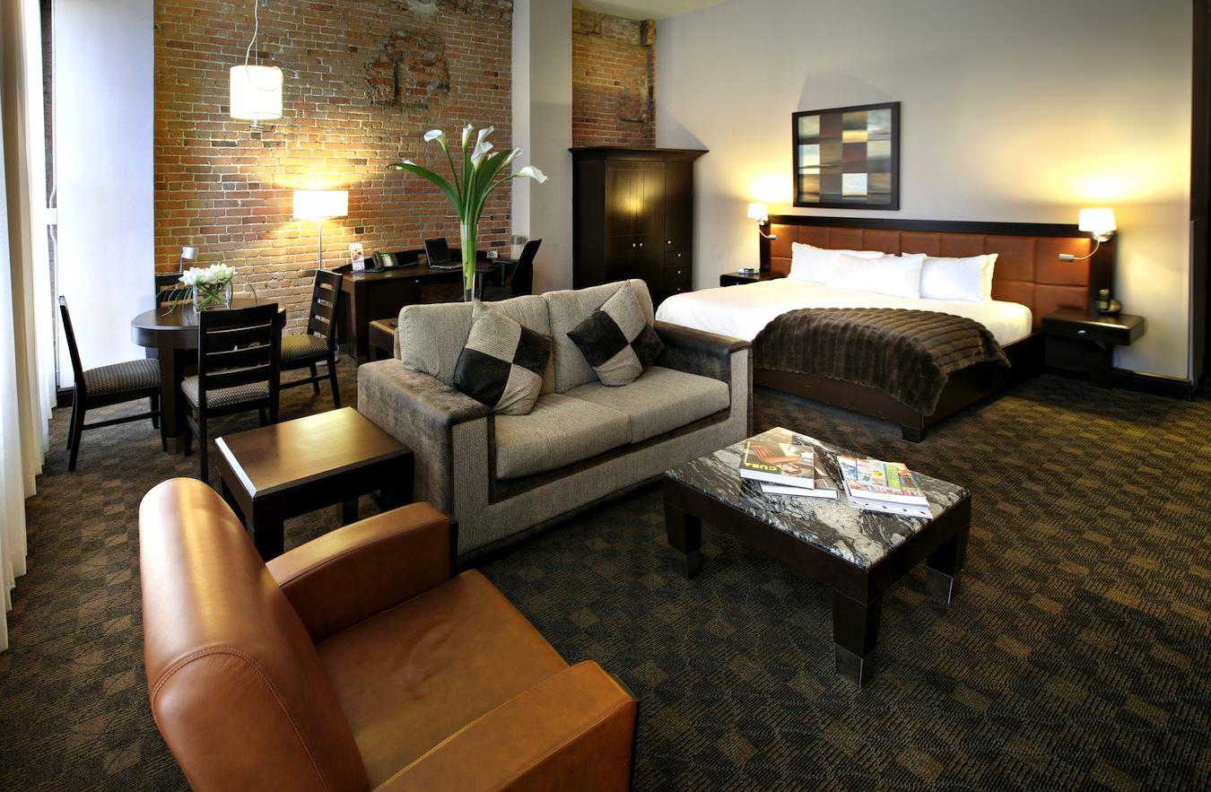NUVO Magazine: Le Place d'Armes Hotel & Suites