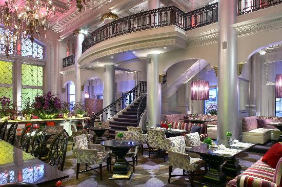 NUVO Magazine: Hotel Le St-James