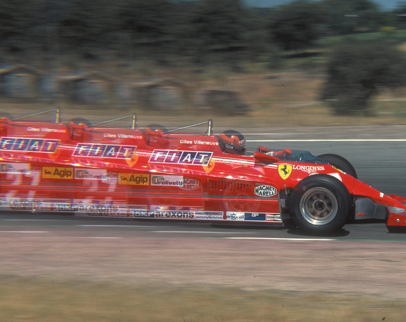 Gilles Villeneuve Nuvo