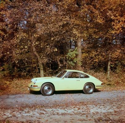 1963 Porsche Type 901