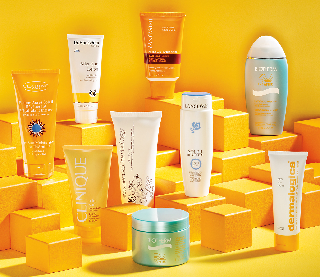 NUVO Magazine: Looking Good, After Sun Skin-Care