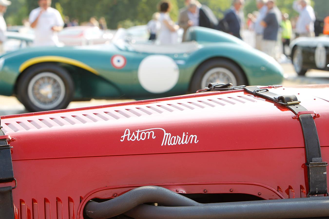 NUVO Blog: Aston Martin
