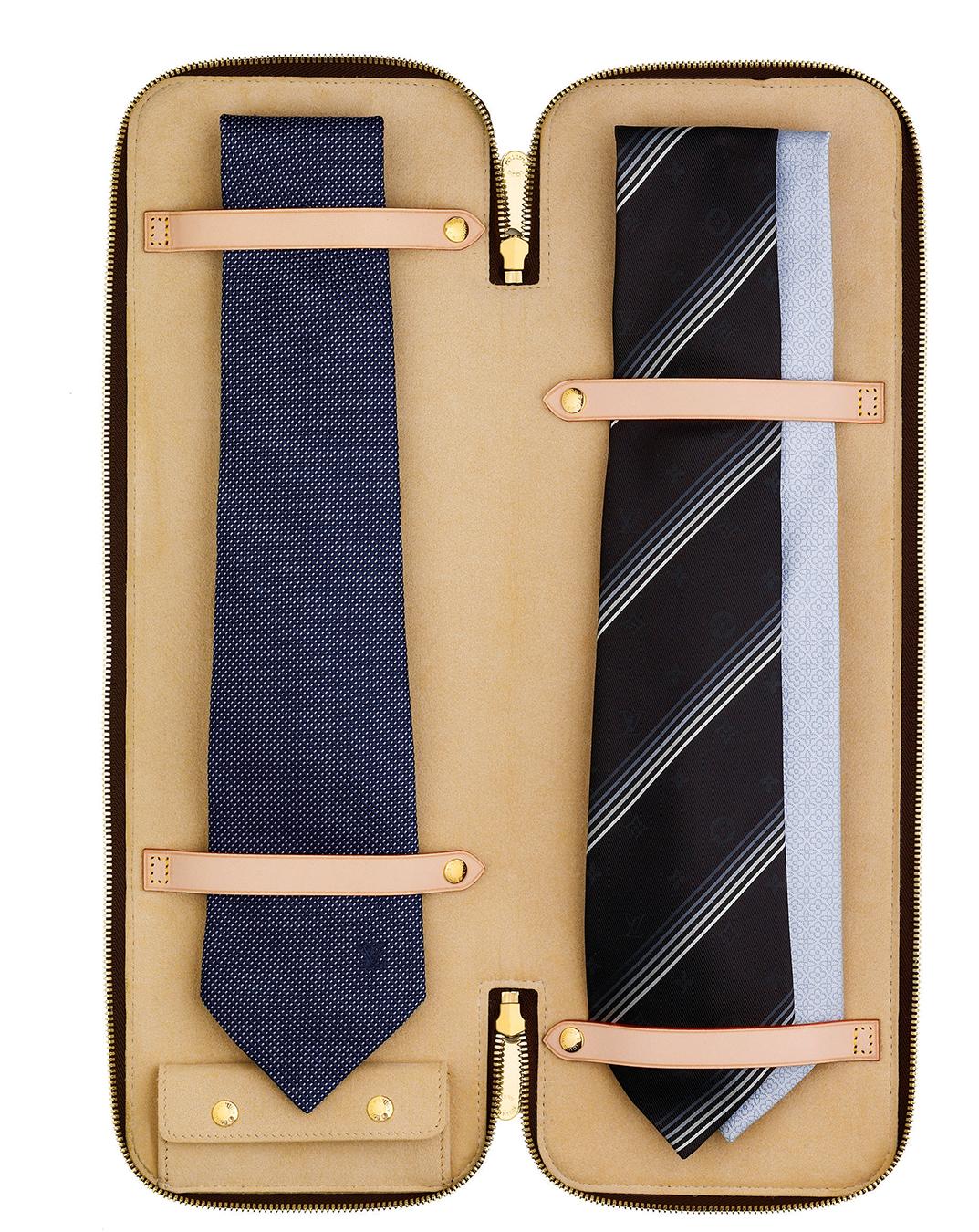 Nuvo Magazine: Louis Vuitton Tie Travel Case
