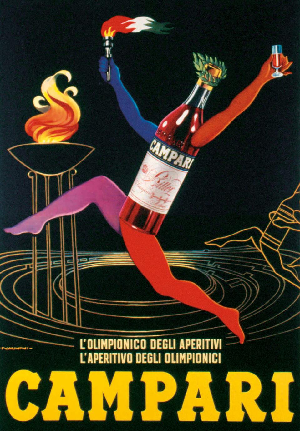 Nuvo Magazine: Campari, The Italian Standby