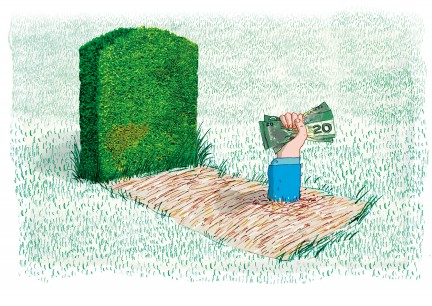 Nuvo Magazine: Hedge Funds