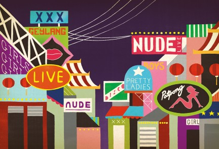 NUVO Magazine: Lust In Bangkok And Singapore