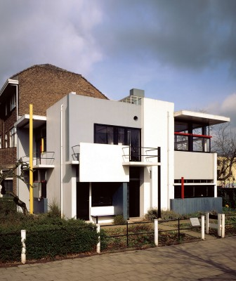 NUVO Magazine: The Rietveld Schroder House