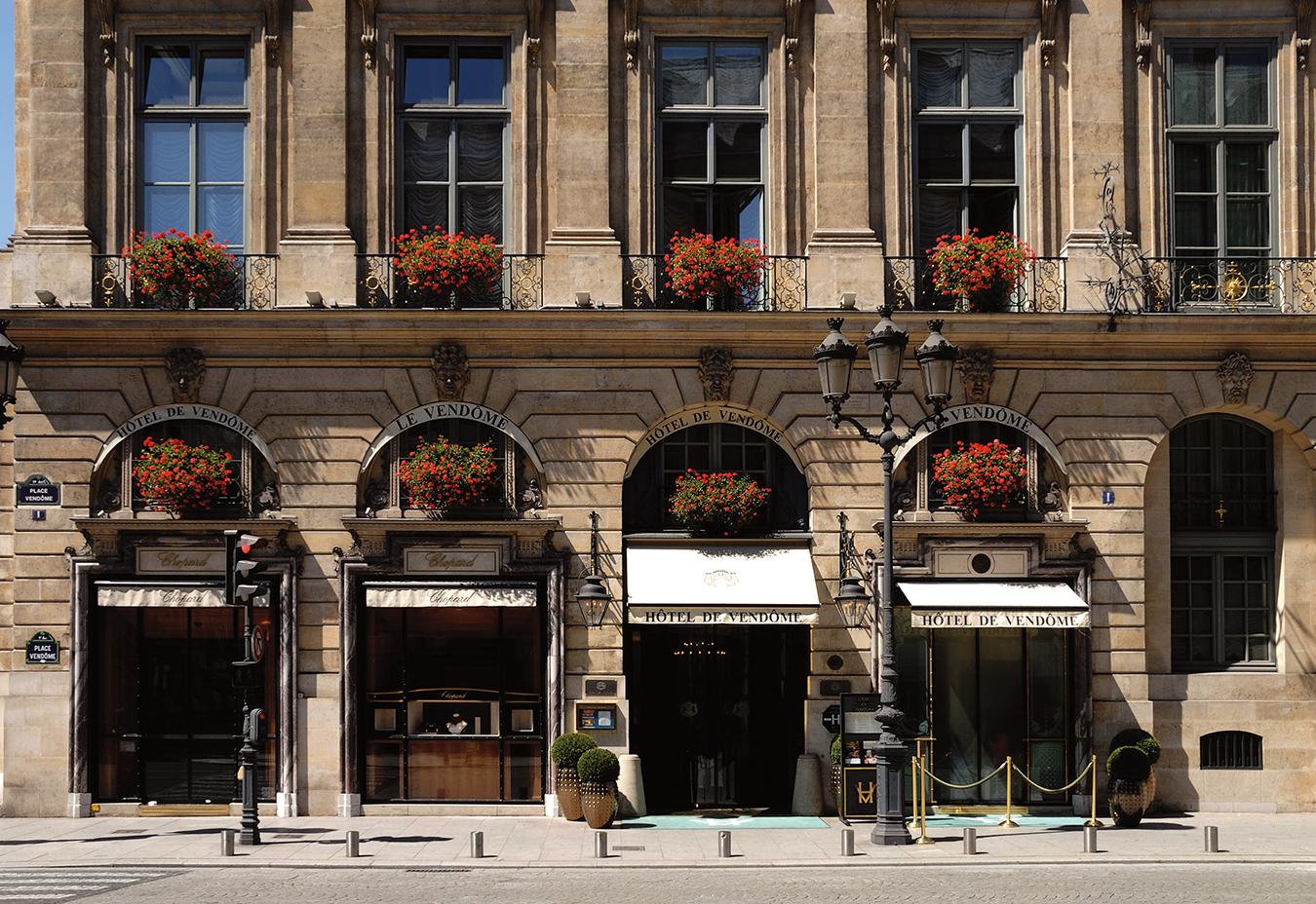 NUVO Magazine: Hôtel de Vendôme