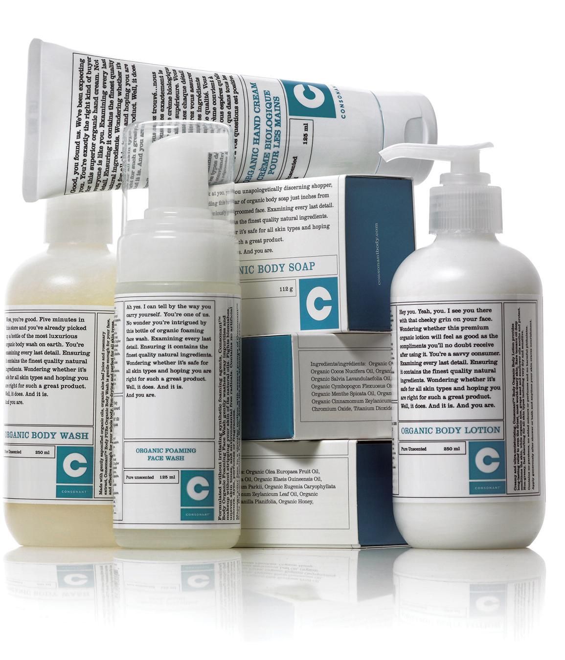 Nuvo Magazine: Consonant Skin Care