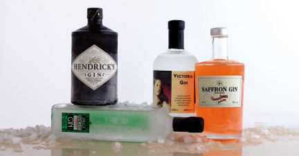 NUVO Magazine: Gin For The Solstice
