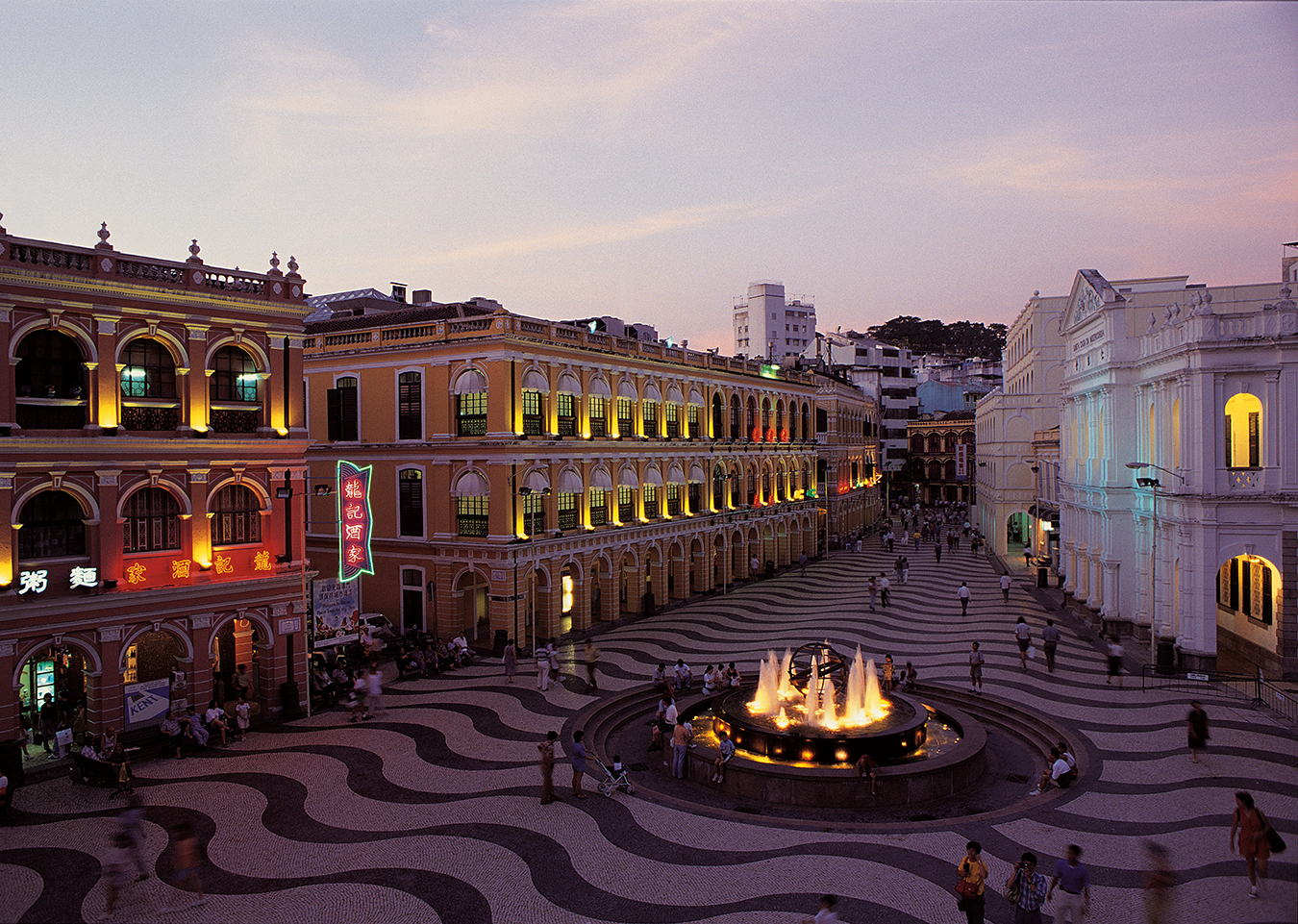 NUVO Magazine: The Many Faces Of Macau