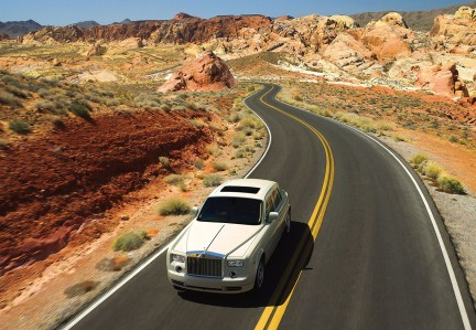 NUVO Magazine: The Rolls-Royce Phantom