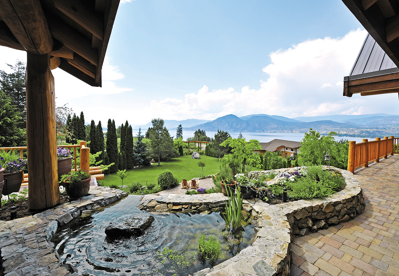 NUVO Magazine: Sotheby's Okanagan Vineyard Collection
