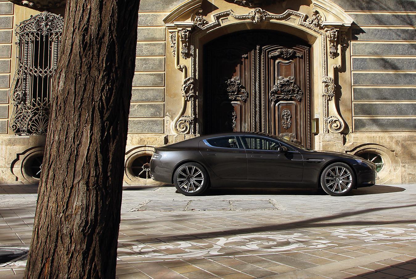 NUVO Magazine: 2011 Aston Martin Rapide