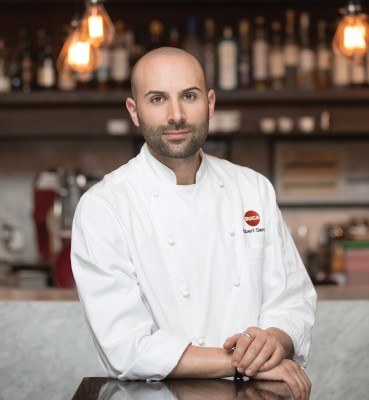 NUVO Magazine: Chef Rob Gentile