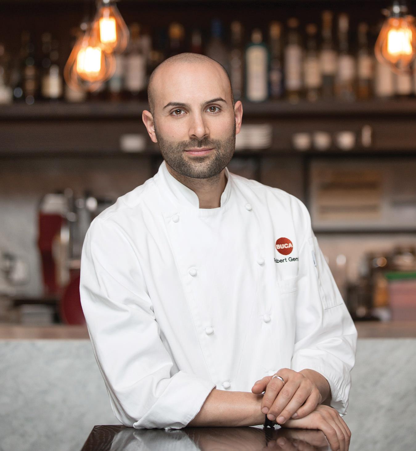NUVO Magazine: Chef Rob Gentile