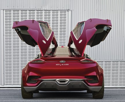 NUVO Magazine: The Future Of Ford Design