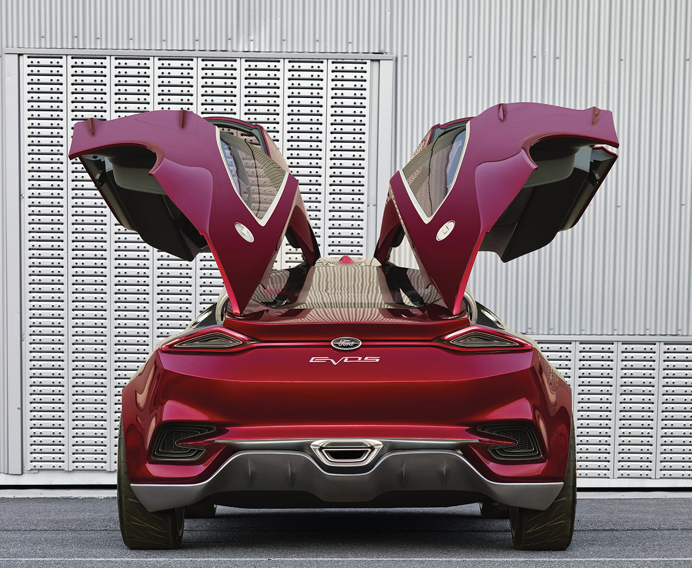 NUVO Magazine: The Future Of Ford Design