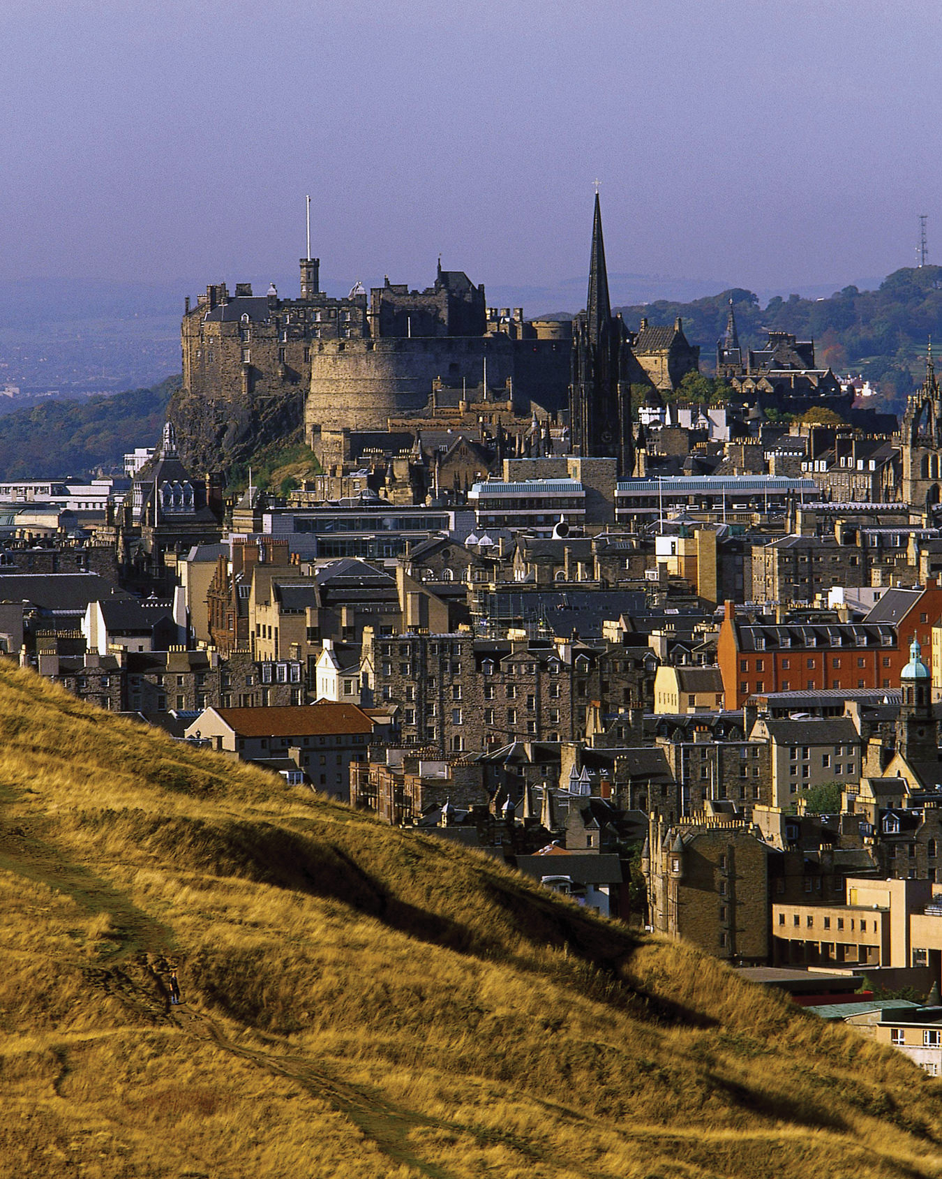 NUVO Magazine: A Literary Stroll Through Edinburgh
