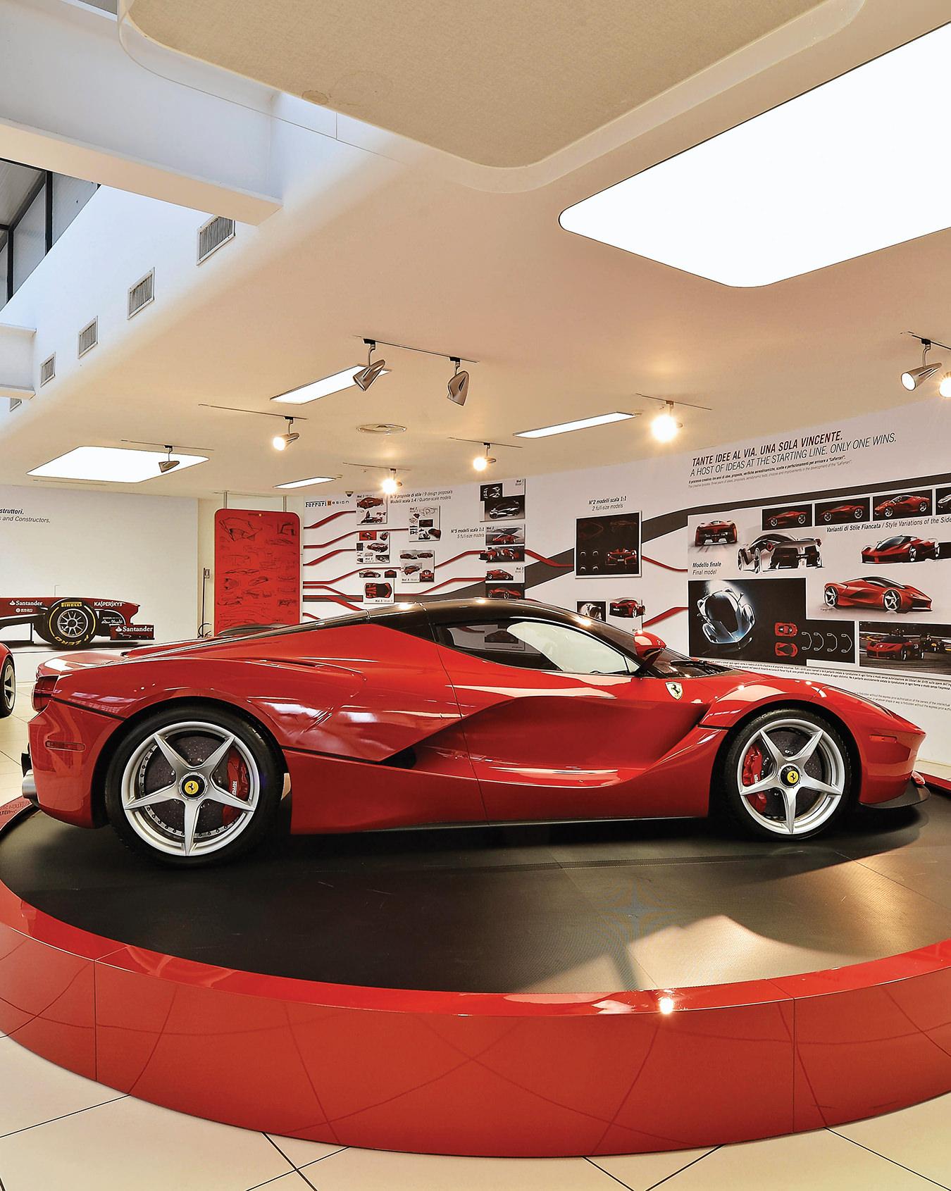 NUVO Magazine: The Museo Ferrari