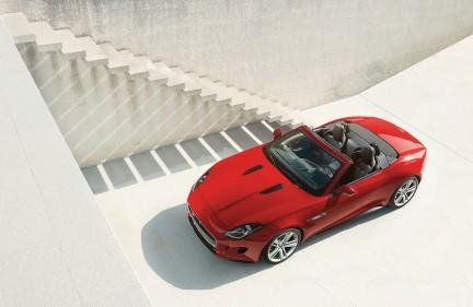 NUVO Magazine: The Jaguar F-Type