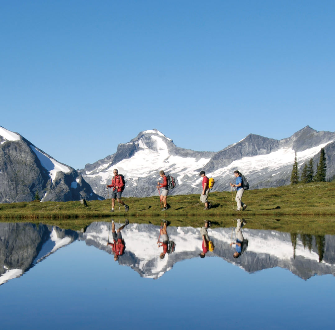 NUVO Magazine: Canadian Mountain Holidays