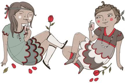 NUVO Magazine: A Rose Arisen