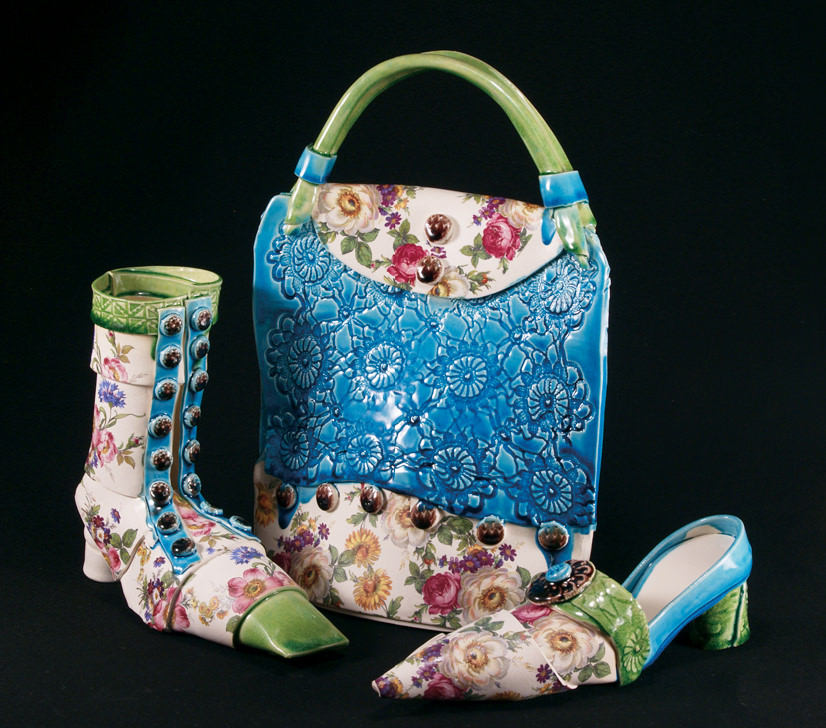 NUVO Magazine: Katie Gold's Ceramics