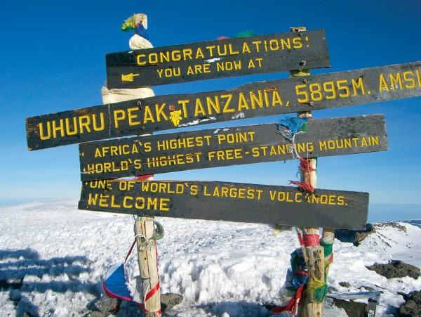 NUVO Magazine: Mount Kilimanjaro