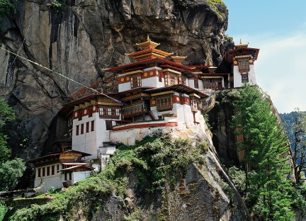 NUVO Magazine: The Beauty Of Bhutan