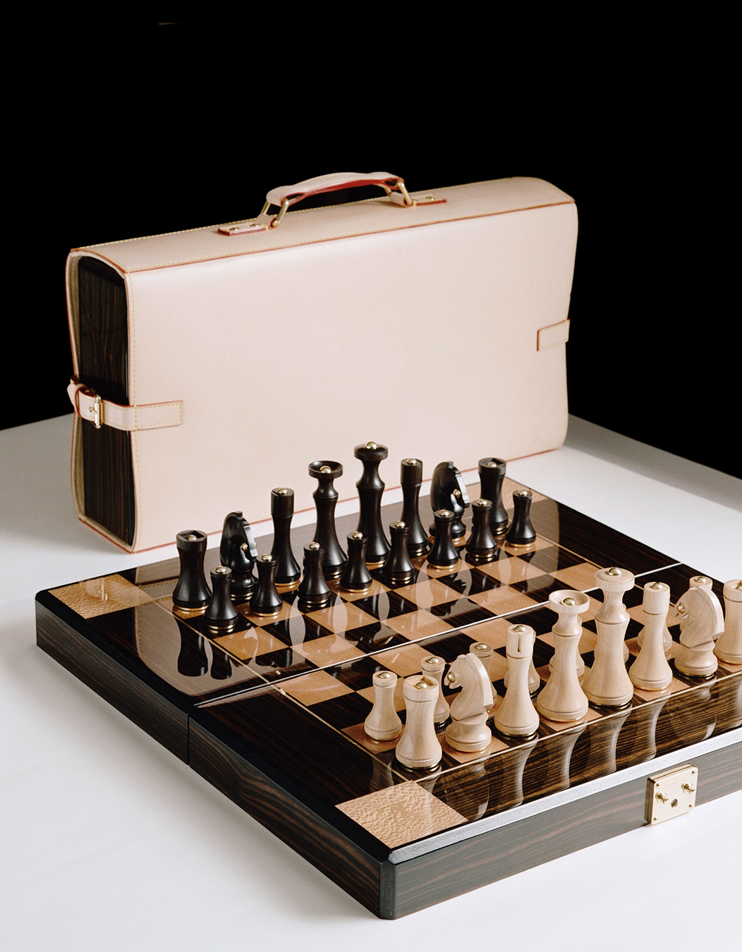 NUVO Magazine: Louis Vuitton Chess Set