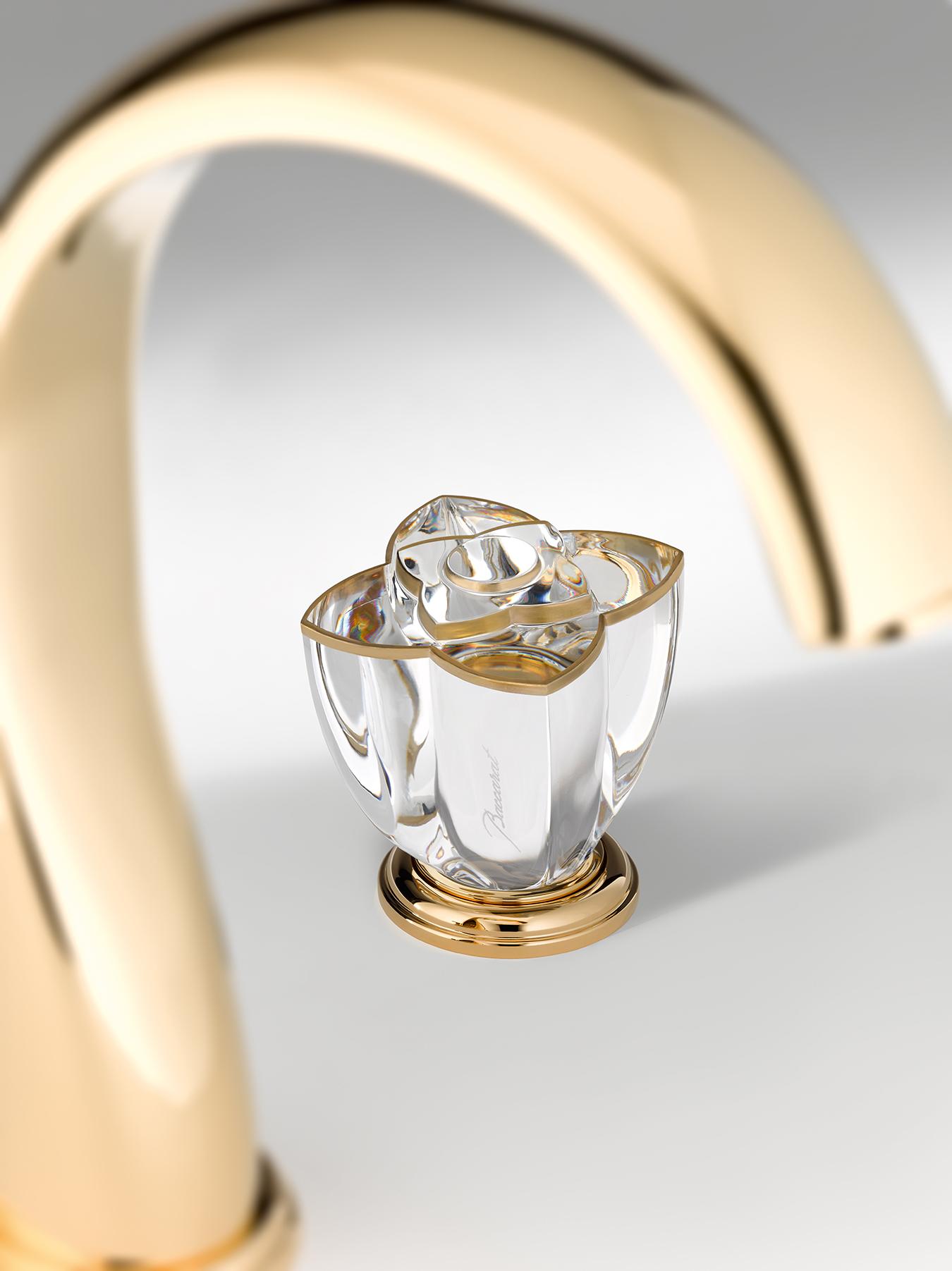 NUVO Daily Edit: Baccarat Pétale de Cristal Collection