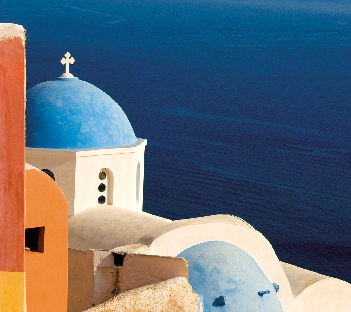 NUVO Magazine: Shades Of Santorini