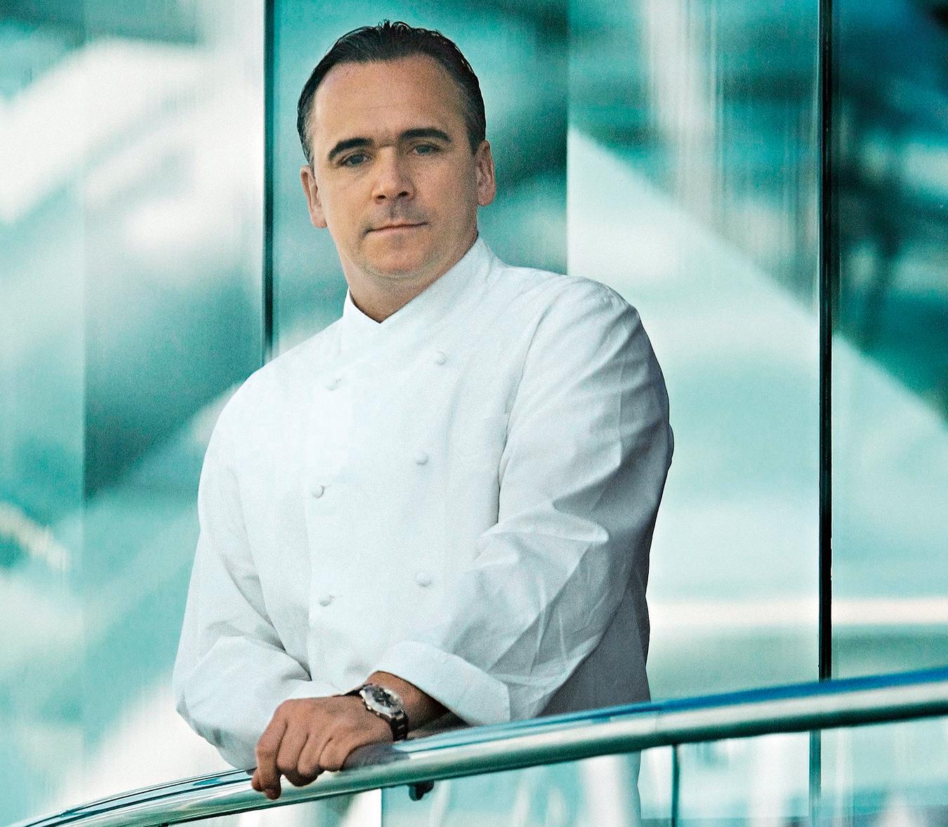 NUVO Magazine: Chef Jean-Georges Vongerichten