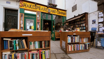 NUVO Magazine: Shakespeare And Company Bookstore