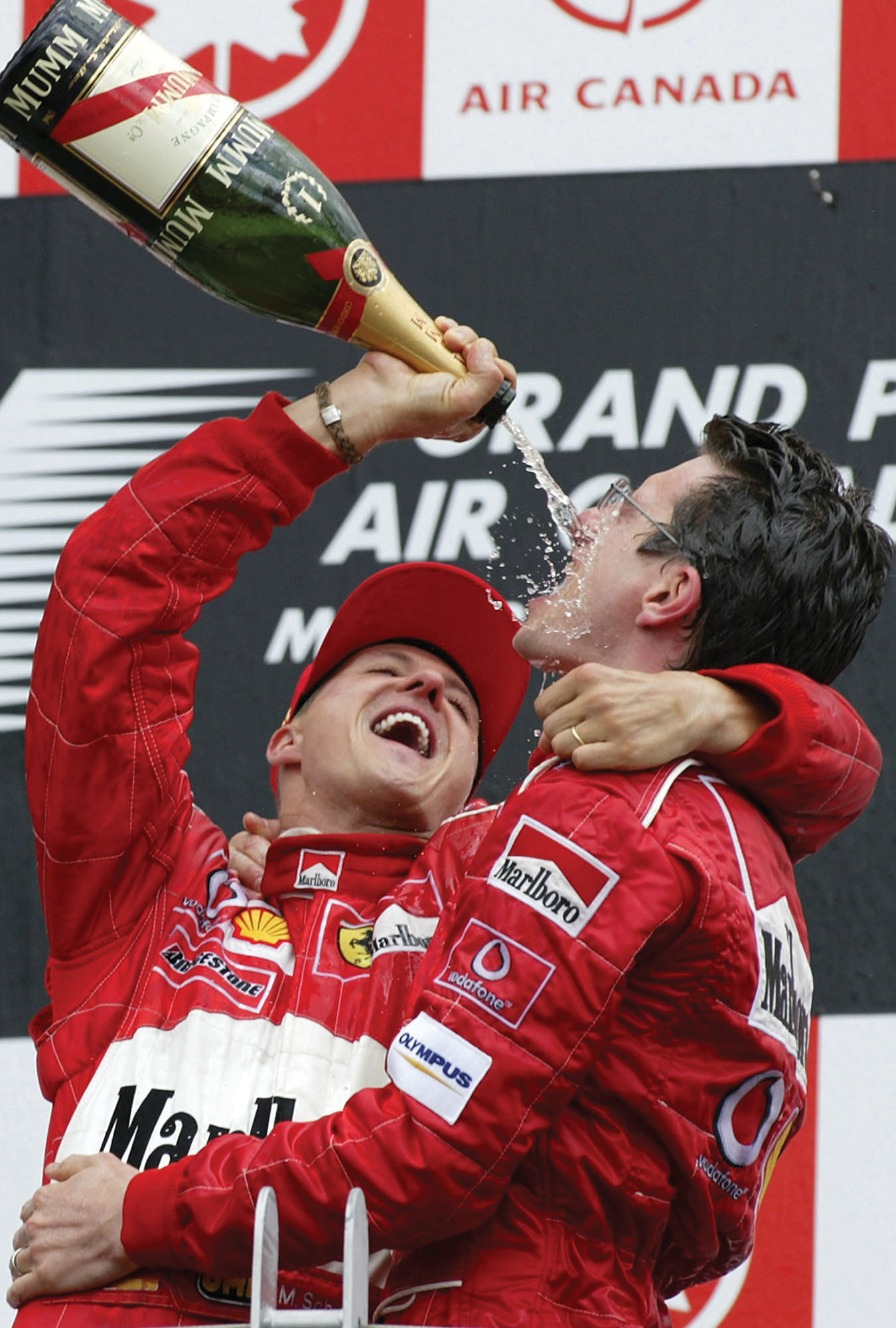 NUVO Magazine: An Exclusive Interview With Michael Schumacher