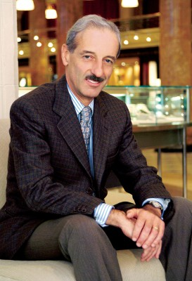 NUVO Magazine: Count Lorenzo Rossi Brings Birks Back To The Top