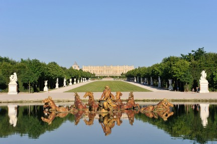 NUVO Daily Edit: Le Notre at Versailles