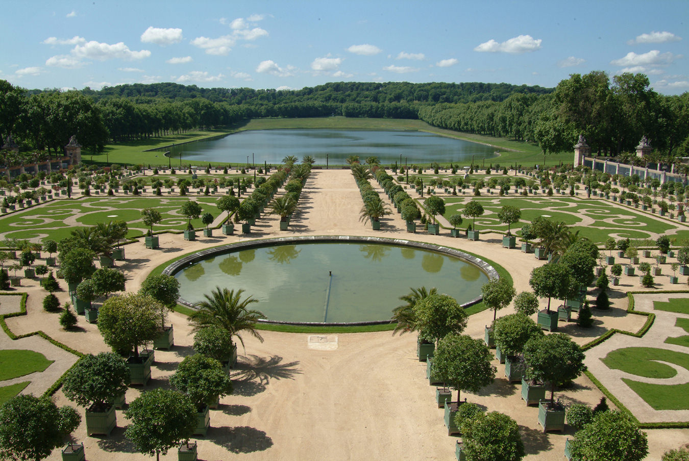 The gardens of versailles nuvo for Le jardin de la france