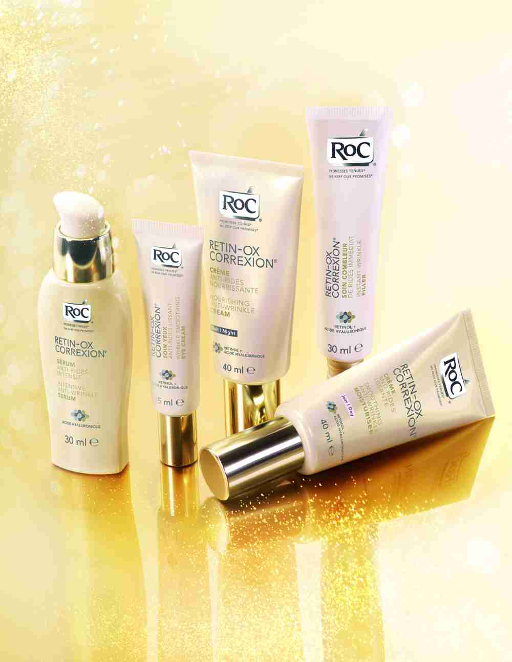 NUVO Daily Edit: RoC Skin Care
