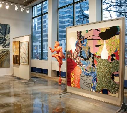 NUVO Magazine: The AGO's Art Rental + Sales Gallery