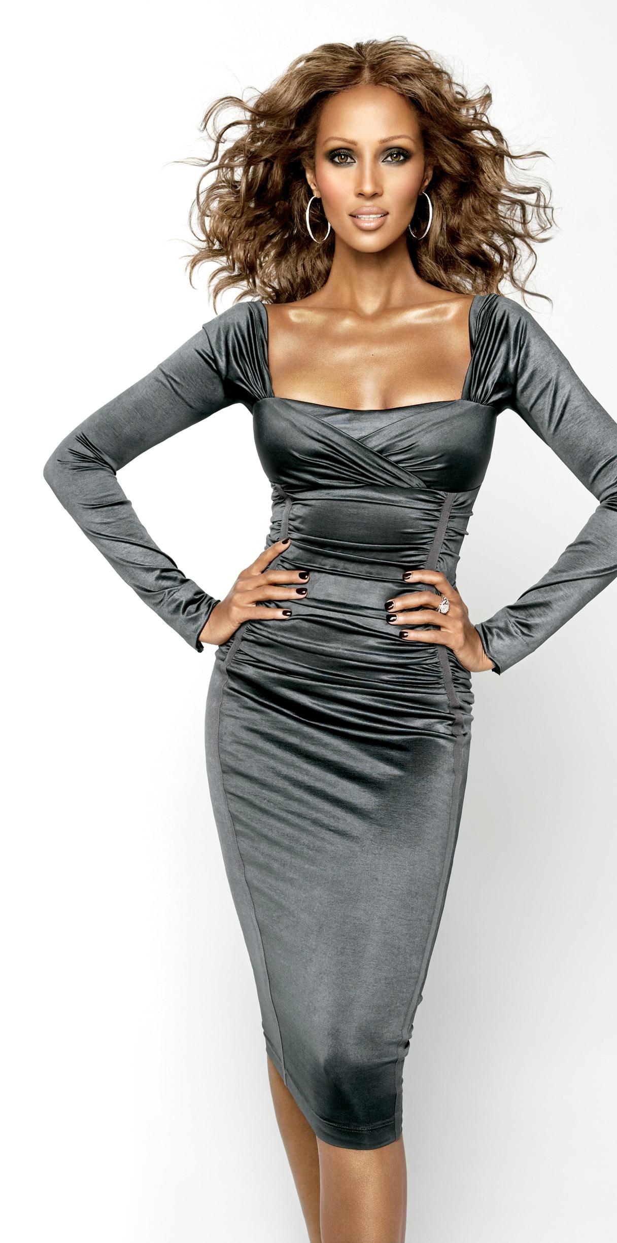 NUVO Magazine: Supermodel Iman