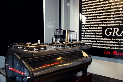 NUVO Daily Edit: La Marzocco